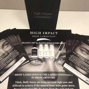 High Impact Brow Lamination Kit