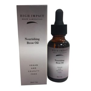 Nourishing Brow Oil